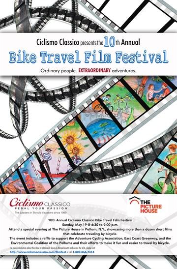 Ciclismo Classico Bike Travel Film Festival